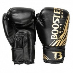 Gants de Boxe Booster Champion Black