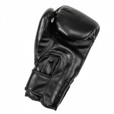 Gants de Boxe Booster Champion Black