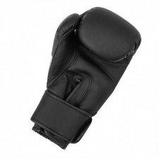 Gants de Boxe Booster Sparring Black