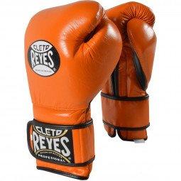 Gants de boxe entraînement Reyes Pro Orange - Redesign