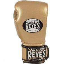 Gants de boxe Reyes Pro Gold - Redesign