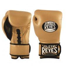 Gants de boxe entraînement Reyes Pro Gold - Redesign