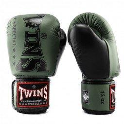 Gants de boxe entraînement Twins BGVL 8 Green