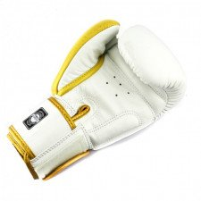 Gants de boxe entraînement Twins BGVL 8 White