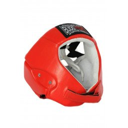 Casque de Boxe Elite Rouge