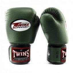 Gants de boxe entraînement Twins Military