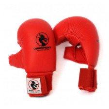Pack protection karaté Kumite Avancé rouge