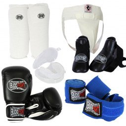 Kit Full Contact Enfant