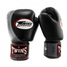 Gants de boxe entraînement Twins BGVL 9 Black/Grey