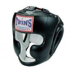 Protection Boxe: Casque de Boxe Twins Hgl-3 Cuir
