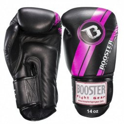 Gants de boxe entraînement BGL 1 V3 Rose/Noir