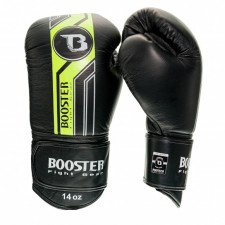 Gants de boxe BGL Entraînement V9 Black/Néon