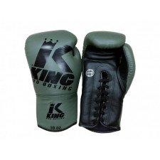 Gants de boxe à lacets KPB/BG 3
