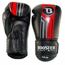 Gants de boxe Entraînement BGL V9 Noir/Rouge