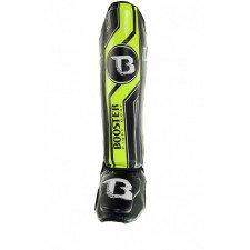 Protège-tibias et pieds BSG V9 Black/Neon