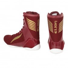 Chaussure de boxe anglaise bordeaux Elion