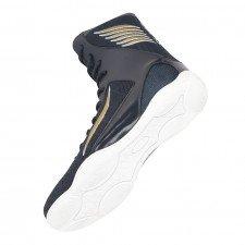 Chaussures de boxe anglaise Navy Elion
