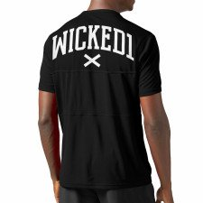 T-shirt WickedOne No Limit Noir
