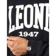 Sweatshirt Leone Noir