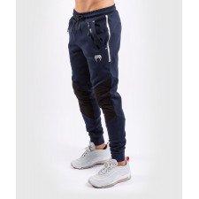 Pantalon de jogging Venum Laser Evo Bleu Marine/argenté