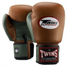 Gants de boxe Twins BGVL 3 Retro/Military