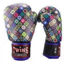 Gants de boxe Twins Fantasie Mosaïque