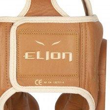 Casque de Boxe Elion Marron Vintage