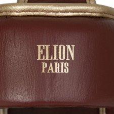 Casque de Boxe Elion Bordeaux Vintage