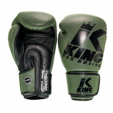 Gants de boxe Entraînement KPB/BG Platinium 3