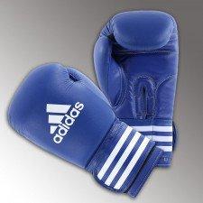 Gants de karaté contact Ultima Adidas Bleu