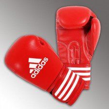 Gants de karaté contact Adidas Ultima Rouge
