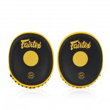Patte d'ours Fairtex FMV15 Noir et Or