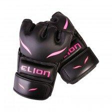 Gants de MMA Elion Uncage Noir Mat & Rose