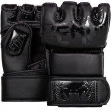 Gants MMA Venum Undisputed 2.0 Cuir Nappa Noir
