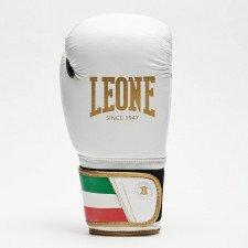 Gants de Boxe Leone Italie blanc