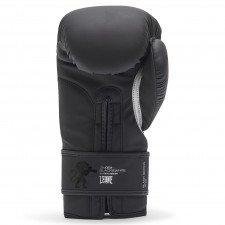 Gants de boxe Leone vintage noir