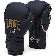 Gants de boxe Leone vintage bleu