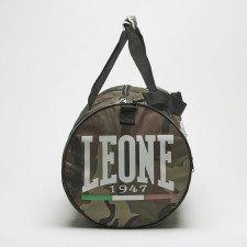 Sac de Sport Leone Camouflage Vert