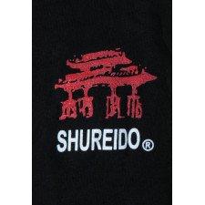 T-shirt Shureido Noir Logo Coeur