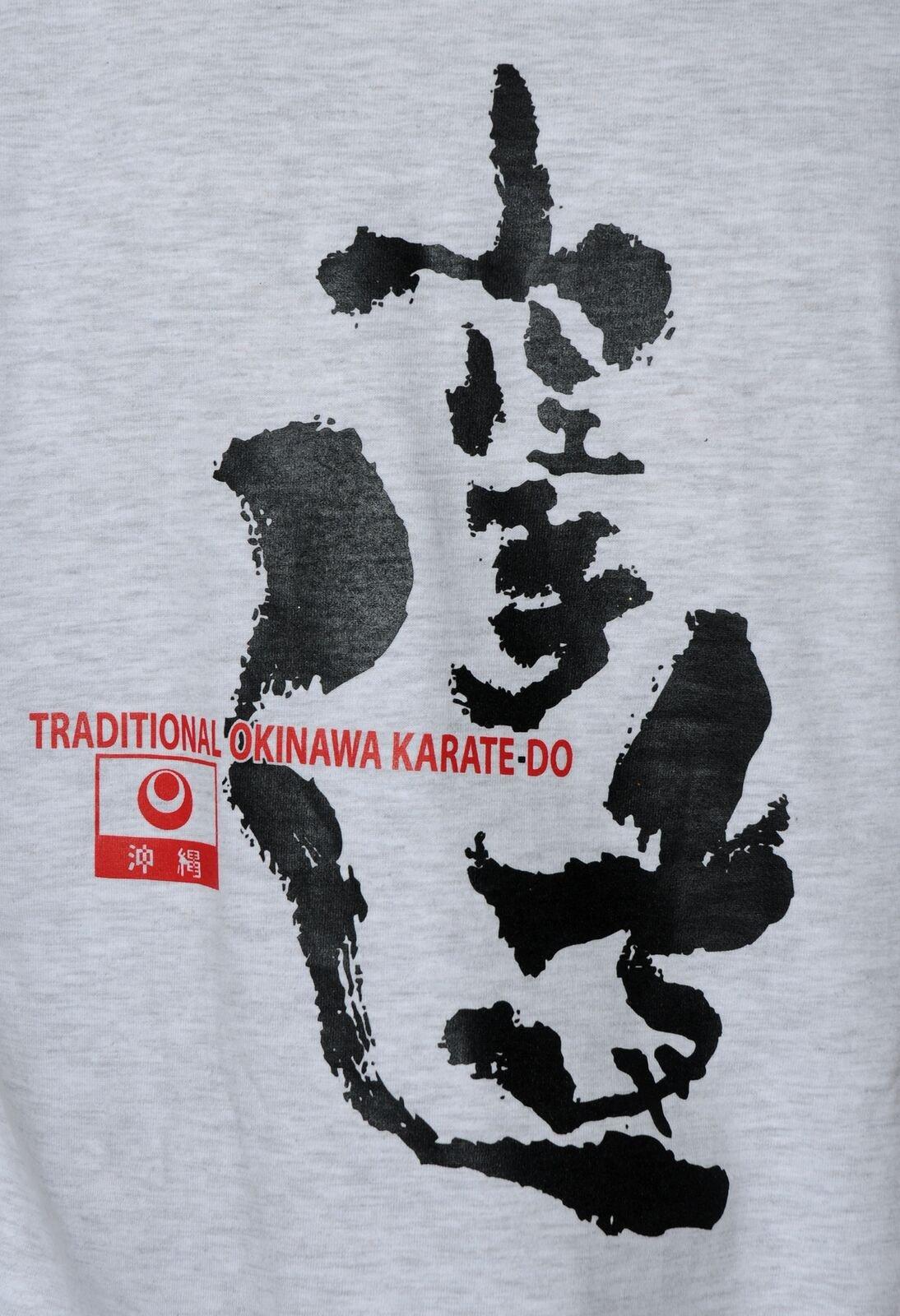 T-shirt Shureido Gris clair Logo Coeur & Logo au Dos