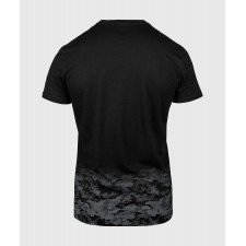 T-shirt Venum Classic Noir/urban camo FIN DE SERIE