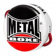 Valise de Frappe Metal Boxe Round Punch