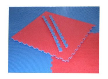 Tapis Puzzle Emboitable en Mousse Eva Reversible 100x100x2cm
