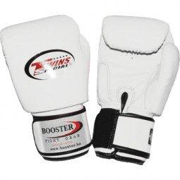 Gants de Boxe Entrainement Twins Bg5 Blanc