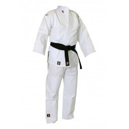 Kimono Judo Compétition Mondial Avec Broderies