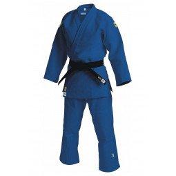 Kimono Judo Bleu Compétition Essimo Homologué Ijf