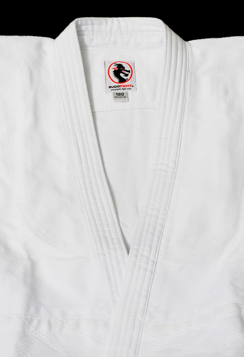 Kimono Judo Entrainement Avec Bandes