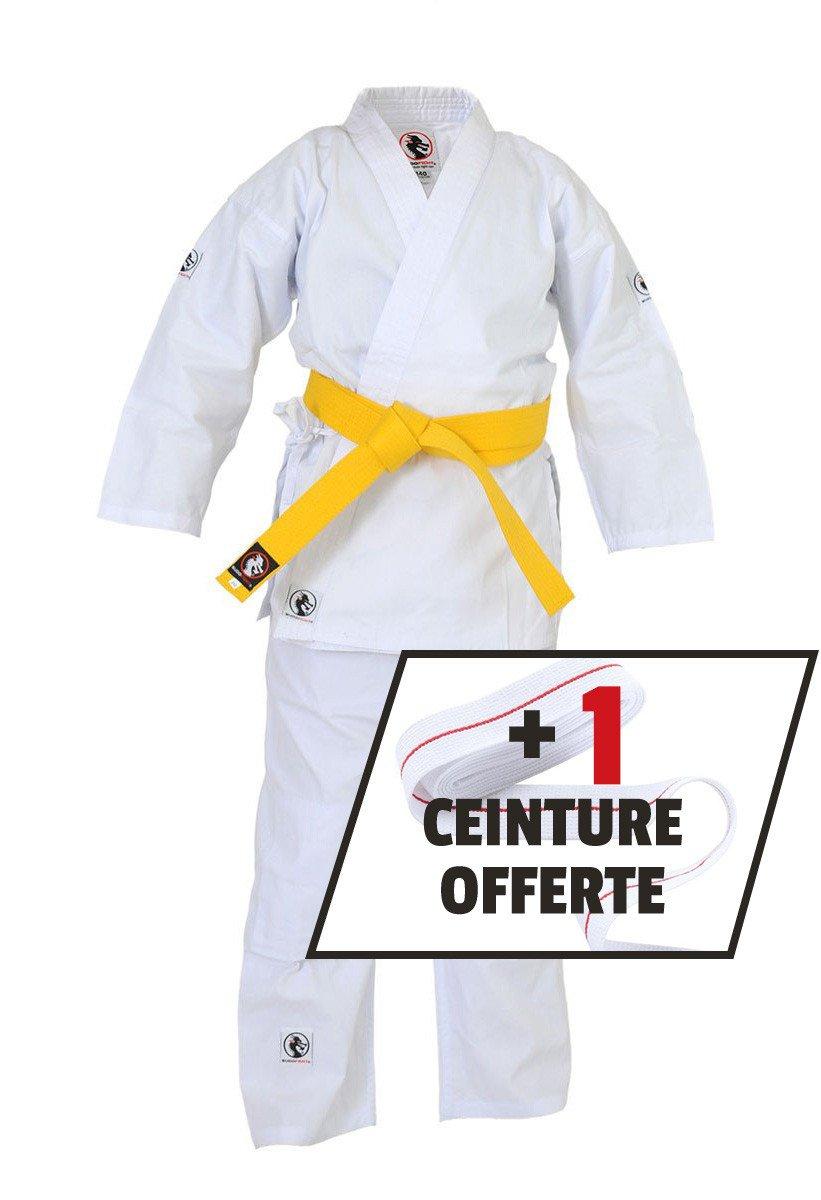 a10e8c84a8d1c Kimono Karate Initiation. Budo-Fight