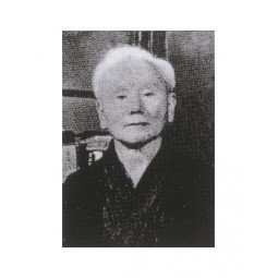 Poster de Maitres: Gichin Funakoshi