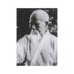 Poster de Maitres: Morihei Ueshiba
